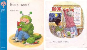 Oxford Reading Tree: Stage 3: More Stories: Book Week (Oxford Reading Tree)
