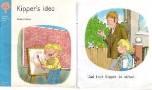 Oxford Reading Tree: Stage 3: More Stories: Kipper's Idea (Oxford Reading Tree)