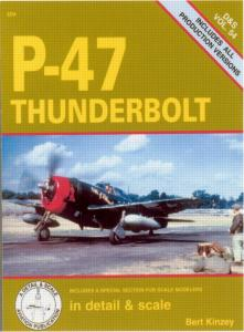 P-47 Thunderbolt in Detail & Scale Vol 54