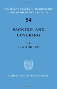 Packing and Covering (Tracts in Mathematics)