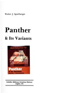 Panther & Its Variants