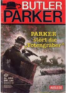 Parker stört die Totengräber