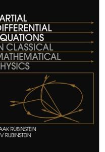 Partial Differential Equations in Classical Mathematical Physics (CUP 1998)