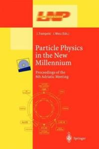 Particle Physics in the New Millennium