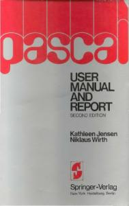 Pascal - User Manual and Report