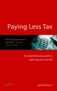 Paying Less Tax (How to)