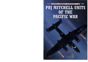 PBJ Mitchell Units of the Pacific War