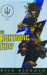 Percy Jackson and the Olympians 1 The Lightning Thief