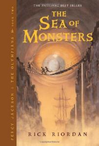 Percy Jackson and the Olympians 2 The Sea of Monsters