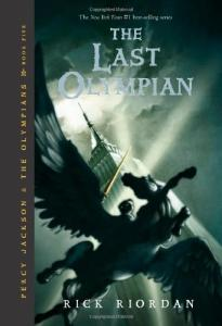 Percy Jackson and the Olympians 5 The Last Olympian