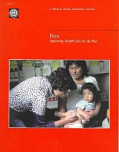 Peru: improving health care for the poor