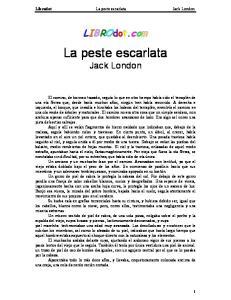 Peste escarlata, La