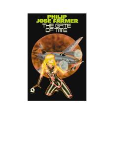 Philip Jose Farmer - The Gate of Time