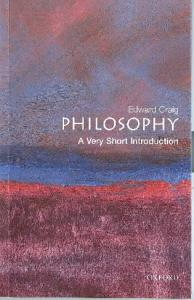 Philosophy - A Very Short Introduction