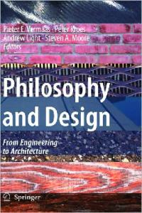 Philosophy and Design: From Engineering to Architecture