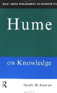 Philosophy GuideBook to Hume on Knowledge
