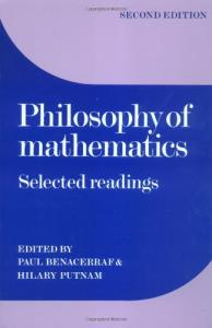 Philosophy of Mathematics: Selected Readings, 2nd Edition