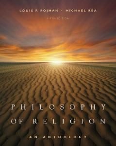 Philosophy of Religion: An Anthology, 5th Edition