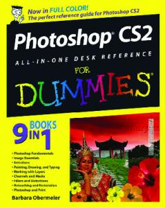 Photoshop CS2 All-in-One Desk Reference For Dummies