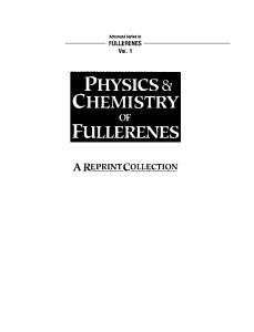 Physics & chemistry of fullerenes: a reprint collection