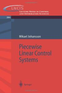Piecewise linear control systems: a computational approach