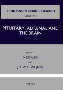 PITUITARY ADRENAL AND THE BRAIN