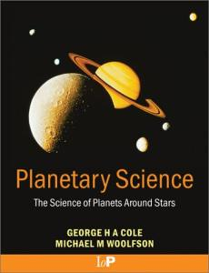 Planetary science. The science of planets around stars