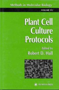 Plant Cell Culture Protocols.djvu
