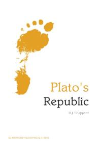 Plato's Republic (Edinburgh Philosophical Guide): An Edinburgh Philosophical Guide (Edinburgh Philosophical Guides)