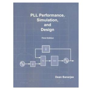 Pll Performance, Simulation, and Design