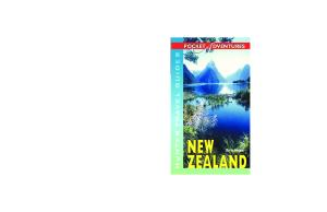 Pocket Adventures: New Zealand (Hunter Travel Guides)