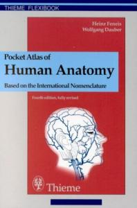 Pocket Atlas of Human Anatomy: Based on the International Nomenclature