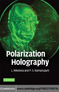 Polarization Holography