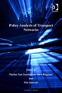 Policy Analysis of Transport Networks (Transport and Mobility)
