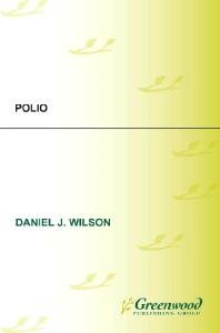 Polio (Biographies of Disease)