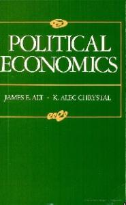 Political Economics (California Series on Social Choice & Political Economy)