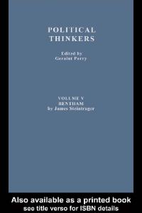 Political Thinkers: From Aristotle to Marx