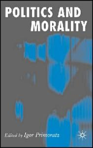 Politics and Morality