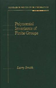 Polynomial invariants of finite groups