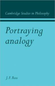 Portraying Analogy (Cambridge Studies in Philosophy)