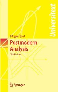 Postmodern Analysis, 3rd Edition (Universitext)