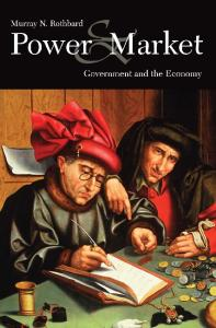 Power & Market: Government & the economy