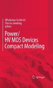 POWER HVMOS Devices Compact Modeling