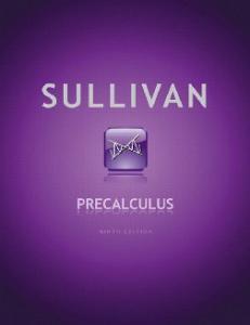 Precalculus, 9th Edition