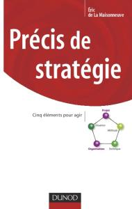 Precis de strategie