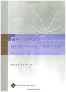 Principles of Manual Medicine 3rd Edition