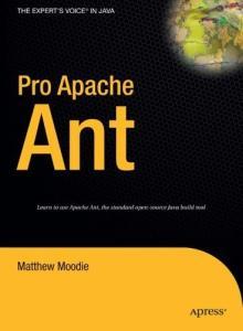Pro Apache Ant (Pro)