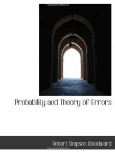 Probability and Theory of Errors (Fourth Edition)