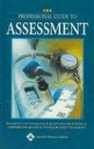 Professional Guide to Assessment (Professional Guide Series)