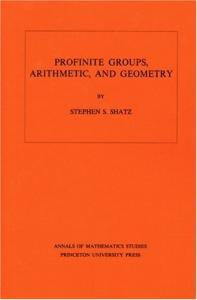 Profinite Groups, Arithmetic, and Geometry